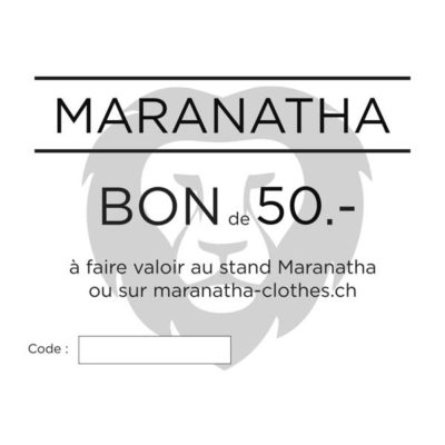 Bon Maranatha