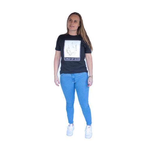 T-Shirt Child of God - Avant